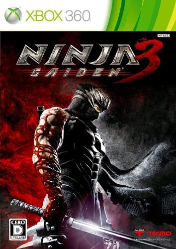 Amazon.com: Ninja Gaiden 3 [Japan Import]: Video Games