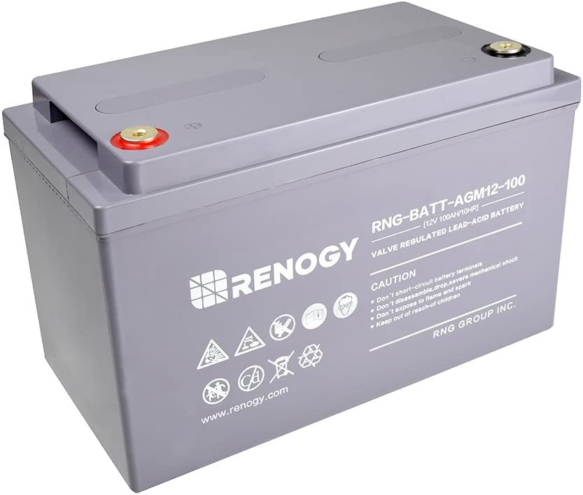 Renogy Solar Marine AGM Battery