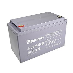 Renogy Deep Cycle Battery