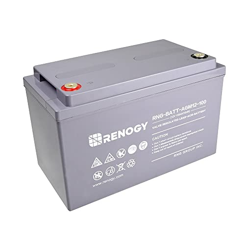 Renogy Deep Cycle Battery