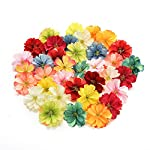 Fake-flower-heads-in-bulk-wholesale-for-Crafts-Artificial-Silk-Flowers-Head-Peony-Daisy-Decor-DIY-Flower-Decoration-for-Home-Wedding-Party-Car-Corsage-Decoration-Fake-Flowers-50PCS-4cm
