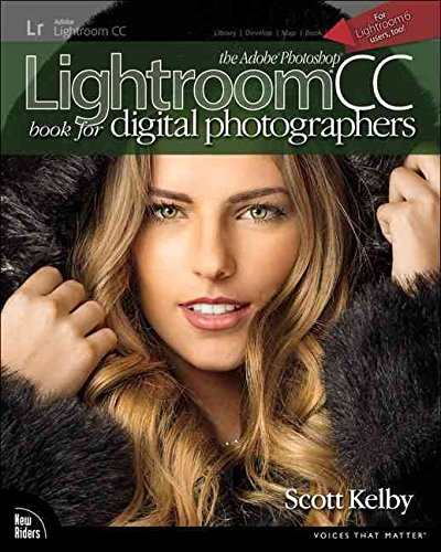 [(The Adobe Photoshop Lightroom CC Book for Digital Photographers)] [By (author) Scott Kelby] published on (May, 2015)