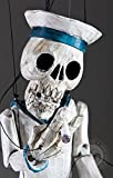 Jack - Dead Sailor Marionette - wooden handmade puppet