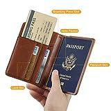 Anvas Passport Holder Travel Wallet - Premium Vegan
