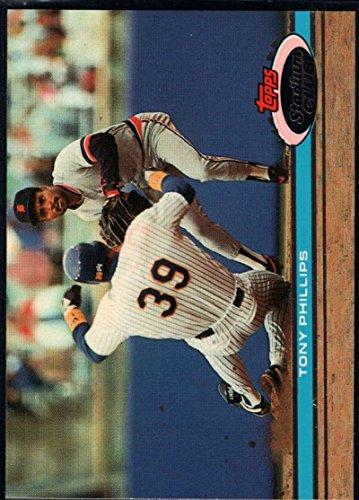 tony the tiger baseball 1991