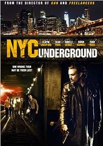 Amazon.com: NYC Underground [DVD]: Sean Faris, Clayne