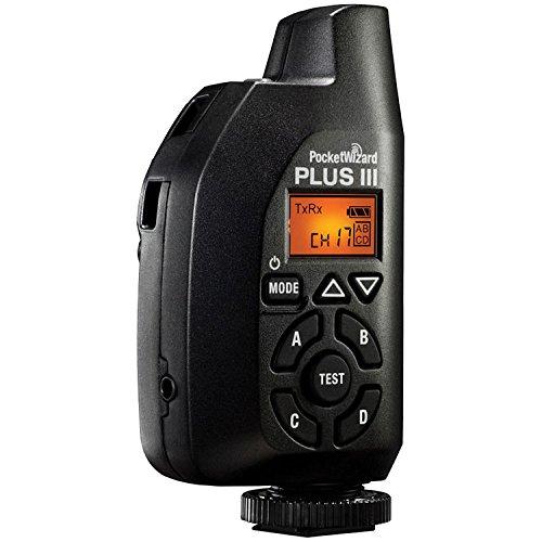 PocketWizard Plus III Transcei
