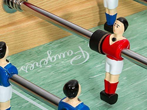 De faugères – Futbolín Classico con bandeja gerflex: Amazon.es: Juguetes y juegos