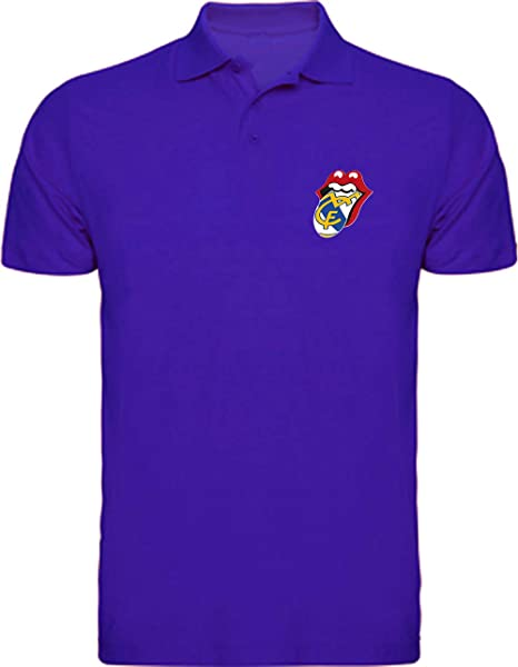 Polo Stones Madridistas Camisetas del Real Madrid Merengues: Amazon.es: Ropa y accesorios