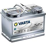 Varta Go Stop-E39 más AGM-Batería de coche