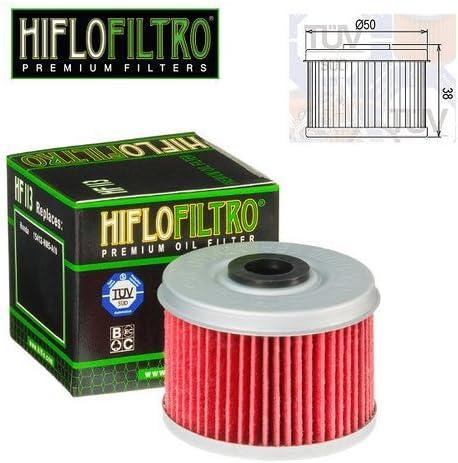 FILTRO DE ACEITE PARA MOTOR HIFLO HF113 PARA HONDA VT C 125 SHADOW 2005