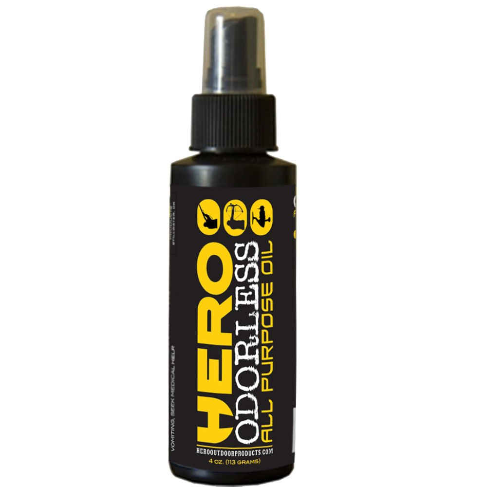 Hero Odorless All-Purpose Oil by Hero Outdoor Products (Image #1)