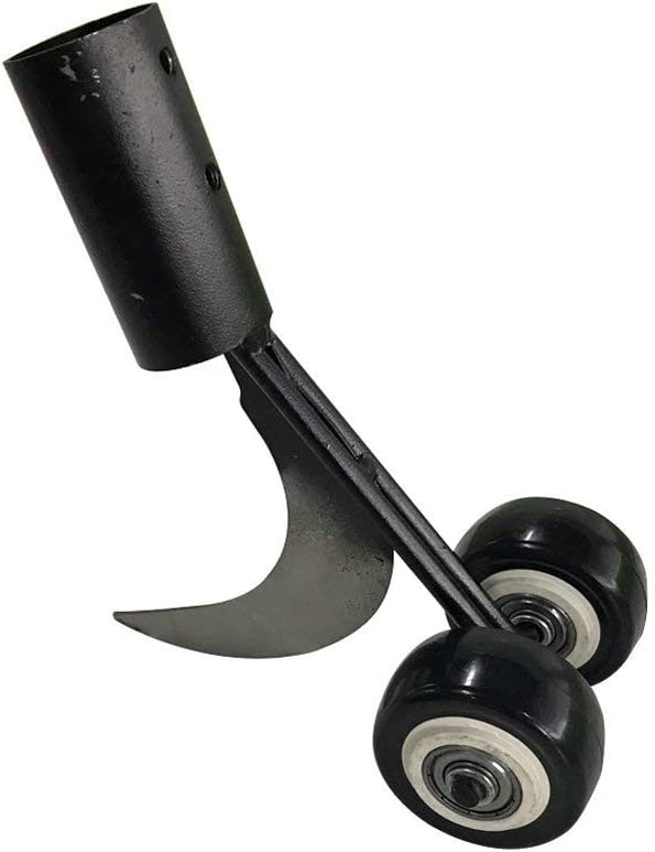 Weed Puller Tool for Cracks and Crevice Weeding Tool Weed Puller Household Helper Garden Tools Stand up Manual Weeder Hand Tool-Curved Hook