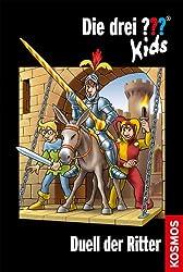 Die drei ??? Kids, 43, Duell der Ritter (drei Fragezeichen Kids) (German Edition)