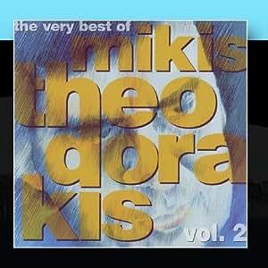 The Very Best Of Mikis Theodorakis Vol 2 Amazonmx
