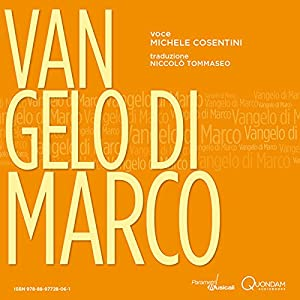 Vangelo di Marco [St. Mark's Gospel] Audiobook