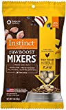 Instinct Freeze Dried Raw Boost Mixers Grain Free Cage Free Chicken Recipe All Natural Dog Food Topper By Nature'S Variety, 1 Oz. Trial Size Bag (Case Of 32)