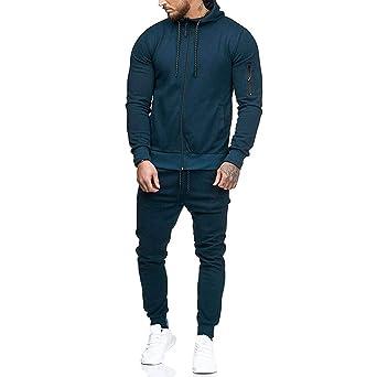 Men's Clothing Herren Sportanzug Basic Squad Anzug Jogginganzug Jacke Hose Sx S M L Xl Hoodie Elegant Shape
