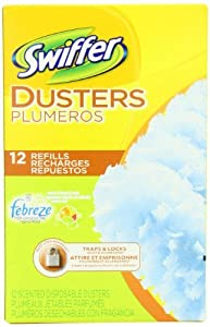 Swiffer 82725 Sweet Citrus & Zest Swiffer® Duster Refills 12 Count (Pack of 3)