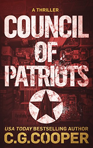Council of Patriots (Corps Justice Book 2) by [Cooper, C. G.]