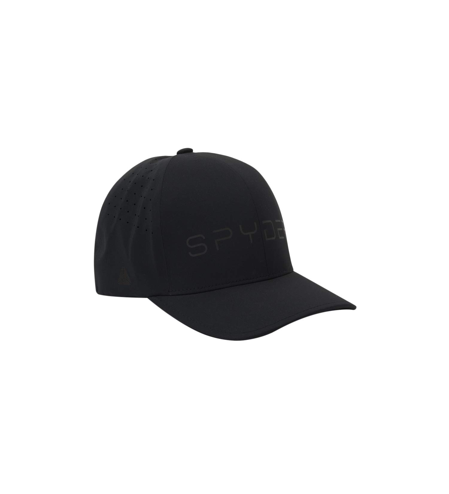 Spyder Men's Legend Cap, Black/Black, Small/Medium