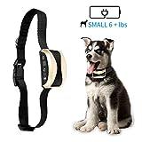 Bark Collar - Upgrade Sensitivity Rechargeable Dog Barking Control Training Collar for Small Medium Large Dogs - Beep / Vibration / Safe Shock or No /Adjustable Sensitivity