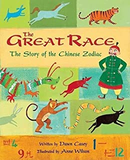 great race the story of the chinese zodiac - Chinese New Year Story