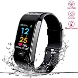 Best Strapless Heart Rate Monitors - Fitness Tracker, READ R18s Heart Rate Monitor Smart Review