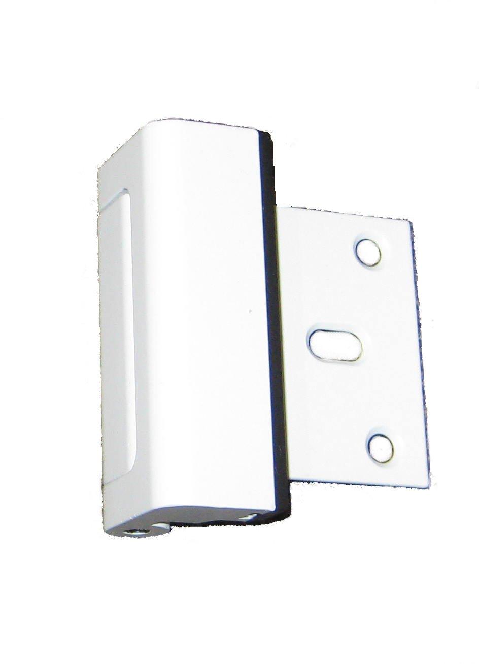 Amazon.com : Cardinal Gates Door Guardian White : Indoor Safety Gates : Baby