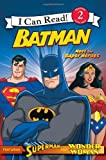download ebook batman classic: meet the super heroes: with superman and wonder woman (i can read books: level 2) by michael teitelbaum (22-dec-2009) paperback pdf epub
