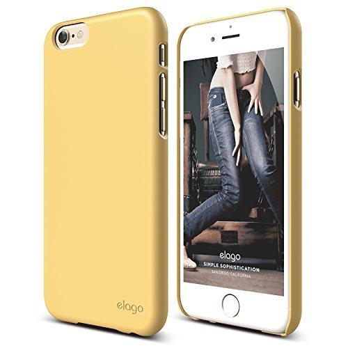iPhone Case elago Creamy Yellow
