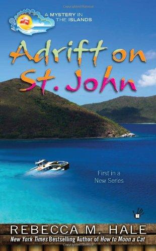 Adrift on St. John (Mystery in the Islands)