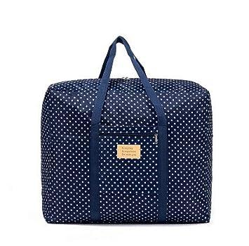 6fc470f08207 Amazon.com : Saasiiyo Waterproof Oxford Women Travel Bags Hand ...