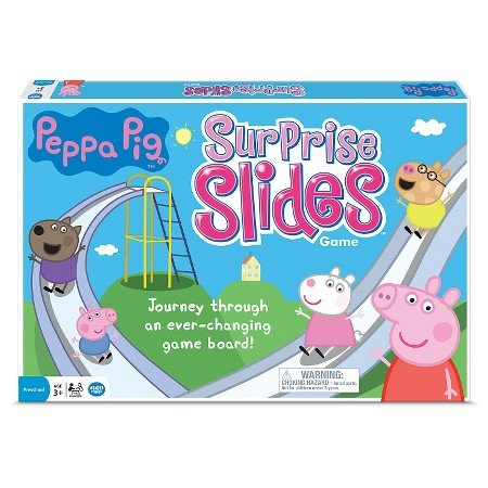 Peppa Pig Surprise Slides Board Game (Pig Board Game compare prices)