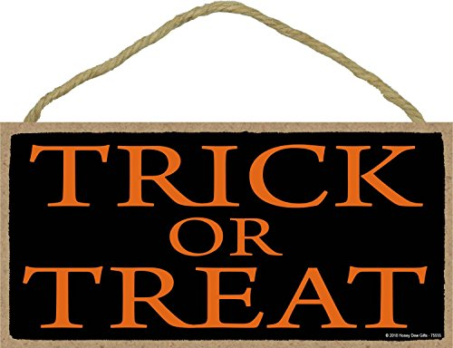 Honey Dew Gifts Trick or Treat Orange- 5