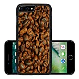 Luxlady Premium Apple iPhone 7 Plus Aluminum Backplate Bumper Snap Case iPhone7 Plus IMAGE ID 2756305 Heap of hot flavoured roasted coffee beans