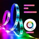 Dreamcolor Smart LED Strip Lights, TASMOR 32.8ft