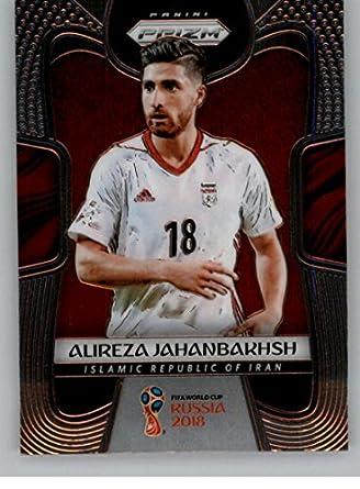Soccer World Cup 2018 Panini Prizm World Cup  111 Alireza Jahanbakhsh a79f90e58