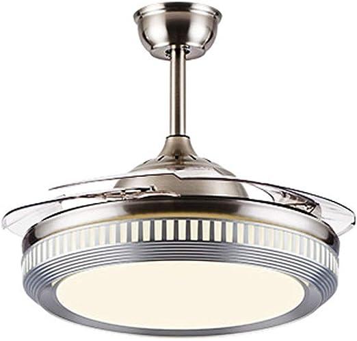 LAZ Luz de Ventilador de Techo Invisible de 42 Pulgadas ...
