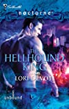 img - for The Hellhound King (Silhouette Nocturne (Numbered)) book / textbook / text book