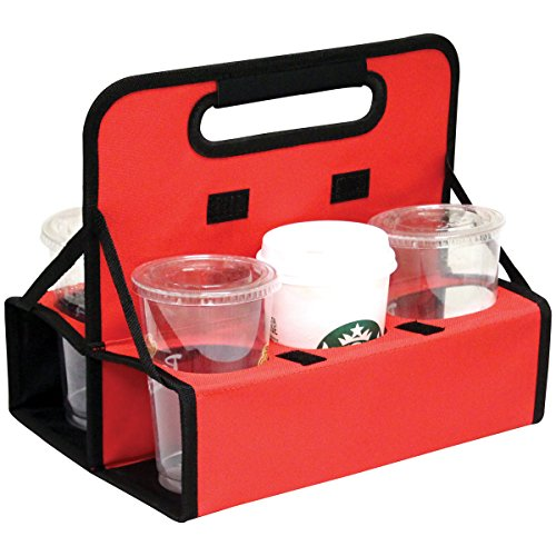 Outdoor Sport Reusable Cup Carrier/Cup Caddy (2 Pack)
