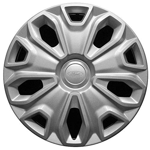 OEM Genuine Ford Wheel Cover - Professionally Refinished Like New - 16in Replacement Hubcap Fits 2015-2018 Transit - 7068 (Pack of 1)