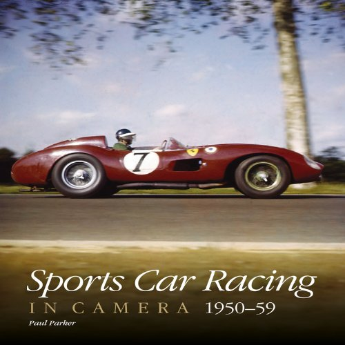Awesome Sports Car Racing In Camera 1950 1959: Paul Parker: 9781844255528:  Amazon.com: Books