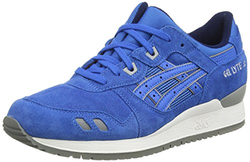 4242 Blue Adulte mid lyte mid Blue Iii Mixte Basses Bleu Sneakers Asics Gel xzYqwP887
