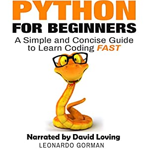 Python for Beginners Audiobook