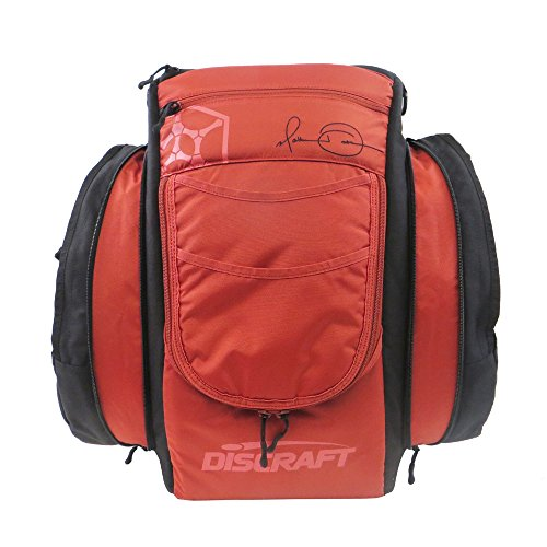 Discraft Grip EQ BX Limited Edition Signature Line Backpack Disc Golf Bag - Nate Doss Signature