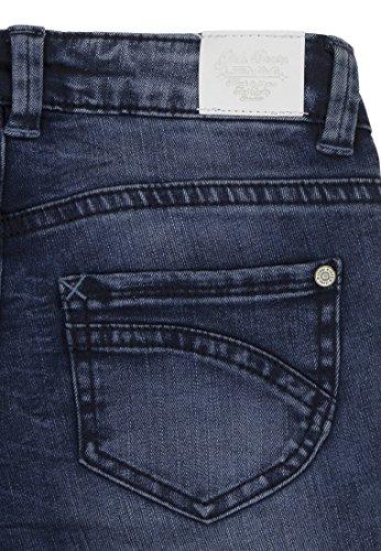 Denim Niñas 0013 Lemmi para Azul Girls Mid Hose Jeans Skinny Azul HzHYqw