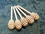 50 4 Inch Honey Dippers - For Favors or Resale