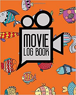 Movie Log Book: Film Criticism Journal, Journal Of Film And Video