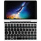 GPD Pocket 2 [2019 HW Update-CPU Intel m3-8100Y] 7 Inches Touch Screen Mini Laptop UMPC Tablet PC Windows 10 System lntel HD Graphics 615 Bluetooth 4.1 8GB/128GB
